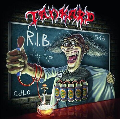 Tankard - Rest in Beer [New CD]