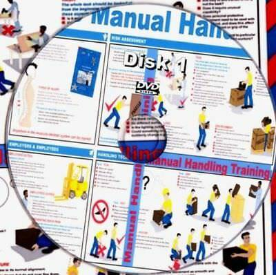 Manual Handling Training DVD-The Best You Can Buy !!