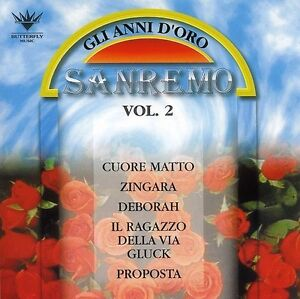 Various Artists - Festival Di San Remo: Gli Anni D'oro 2 / Various [New CD]