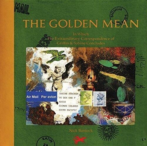 Golden Mean - Nick Bantock (1900, Book NEW)