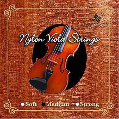 Nylon Viola Strings (Set) in Full Size