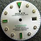 Rolex Rolex Submariner Silver Case Wristwatches