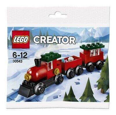 LEGO CREATOR - CHRISTMAS TRAIN (PROMO POLYBAG) - RARE!