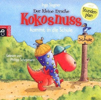 CD * DER KEINE DRACHE KOKOSNUSS KOMMT IN DIE SCHULE - HSP  # NEU OVP &