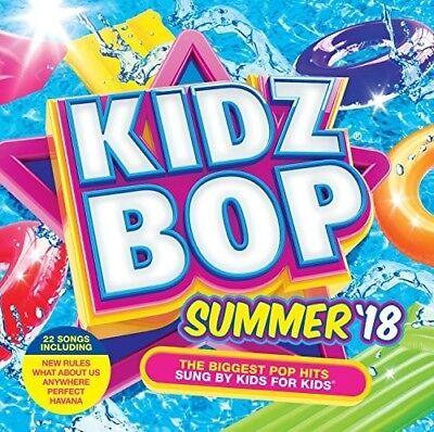 Various Artists   Kidz Bop Summer 18   Various  New Cd  Uk   Import