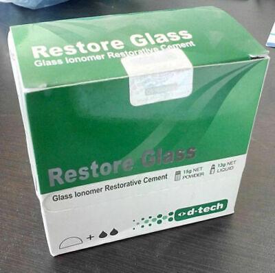 D-tech Dental Glass Ionomer Restorative Cement Gic