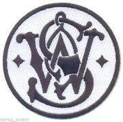 Smith Wesson Patches