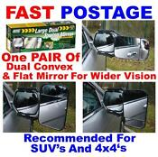 4x4 Caravan Towing Mirrors