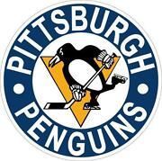 Pittsburgh Penguins Decal
