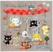 Cat Cross Stitch Patterns