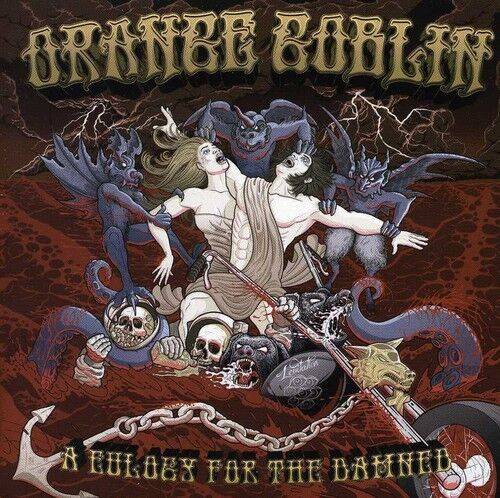 Orange Goblin - Eulogy for the Damned [New CD]