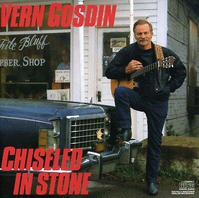 Vern Gosdin   Chiseled In Stone  New Cd