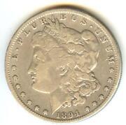1894 P Morgan Dollar