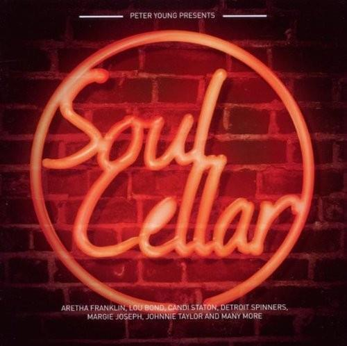 SOUL CELLAR Peter Young Presents NEW & SEALED 60s 70s SOUL 2X CD (JAZZ FM) R&B