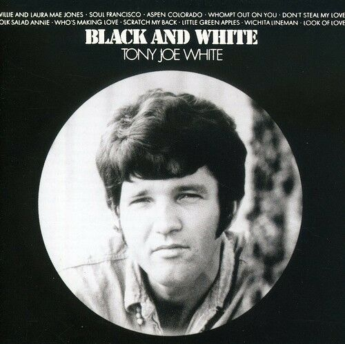 Tony Joe White - Black & White [New CD] Germany - Import