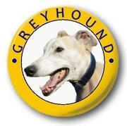 Greyhound Badge