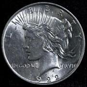 1922 One Dollar Coin
