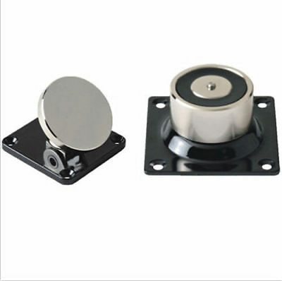 60kg Electric Magnet Fire Door Holder 70kg Holding Force Basic Wall Mount hold for sale  Shipping to Canada