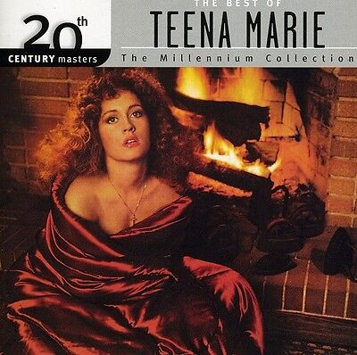 Teena Marie   20Th Century Masters  Millennium Collection  New Cd  Jewel Case Pa