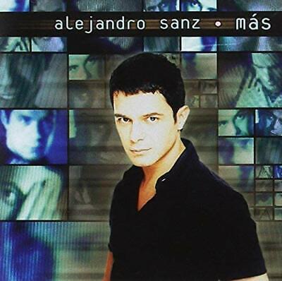 CD, ALEJANDRO SANZ - MAS