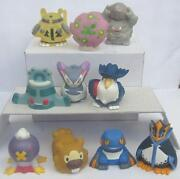 Pokemon Bandai Figures