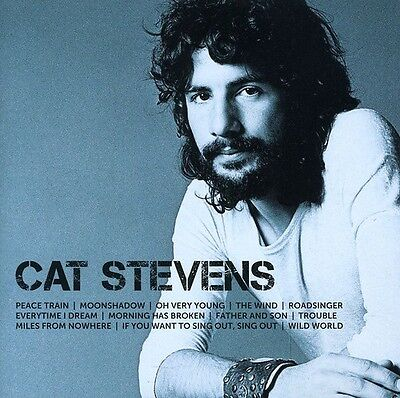 Cat Stevens   Icon  New Cd
