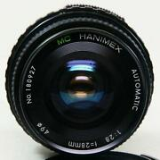 Hanimex Lens