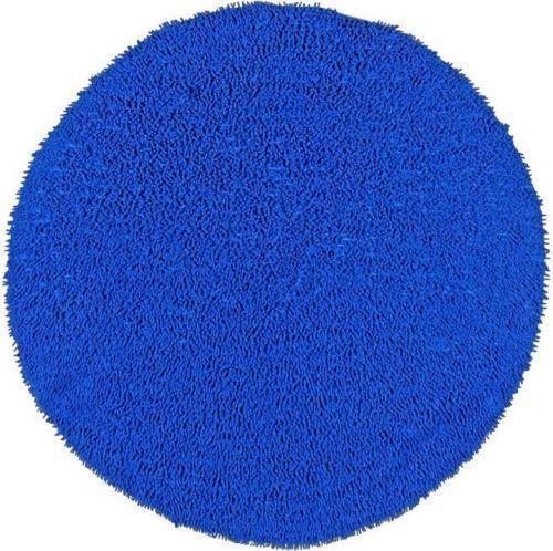 Blue Round Rug Ebay