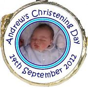 Personalised Christening Sweets