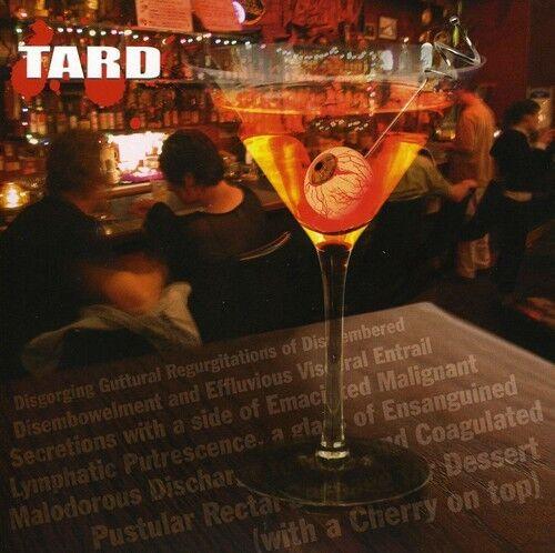 Tard - Disgorging Guttural Regurgitation [New CD]