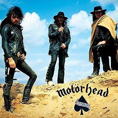 Motorhead   Ace Of Spades  New Vinyl Lp  180 Gram