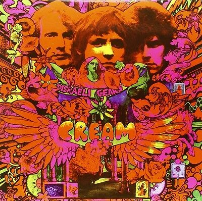 Cream - Disraeli Gears [New Vinyl] 180 Gram