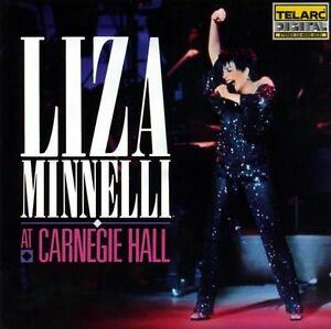 Liza Minnelli-Live at Carnegie Hall 2 cd set + bonus cd