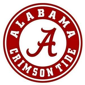 alabama decal ebay