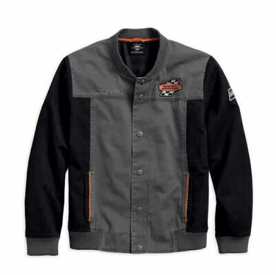 Harley Davidson Men's Screaming Eagle Casual Jacket 97465-18VM