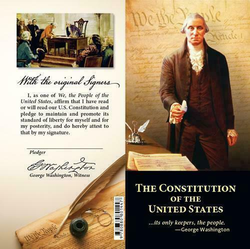 U.s. Constitution Of The United States  Booklet  Learn Read Live The Document