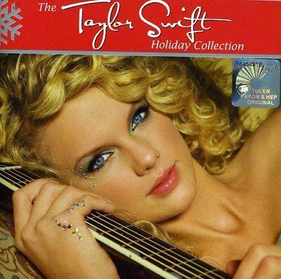 Taylor Swift - Holiday Collection - Christmas - Weihnachten - CD Neu & OVP