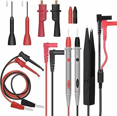 Electrical Multimeter Test Leads Professional Kit 1000v 10a Cat.ii Handskit