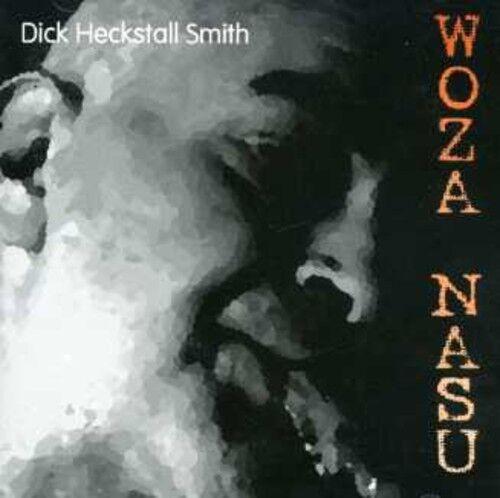 Dick Heckstall-Smith - Woza Nasu [New CD] Bonus Track