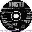 Oldies CD Karaoke CDGs, DVDs & Media