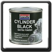 Black Engine Paint
