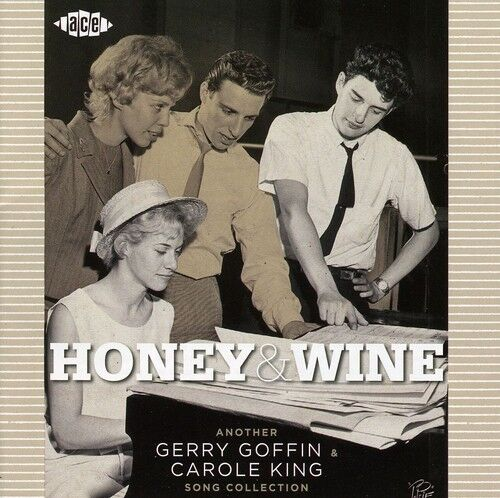 Various Artists - Honey & Wine: Another Gerry Goffin & Carole King [New CD] UK -