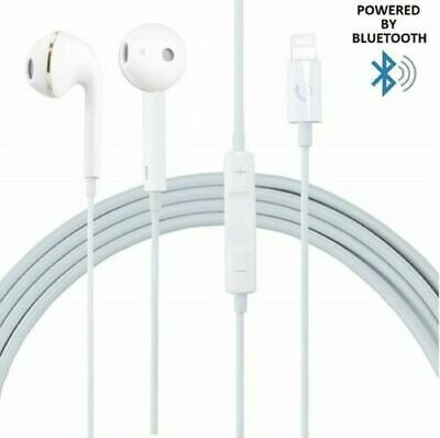 Wired & BLUETOOTH Stereo Headphones Earphones Lightning For iPhone 7 8 Plus X