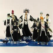 Bleach Figure Set