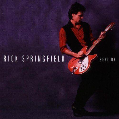 Rick Springfield Best of (19 tracks, 1996) [CD]
