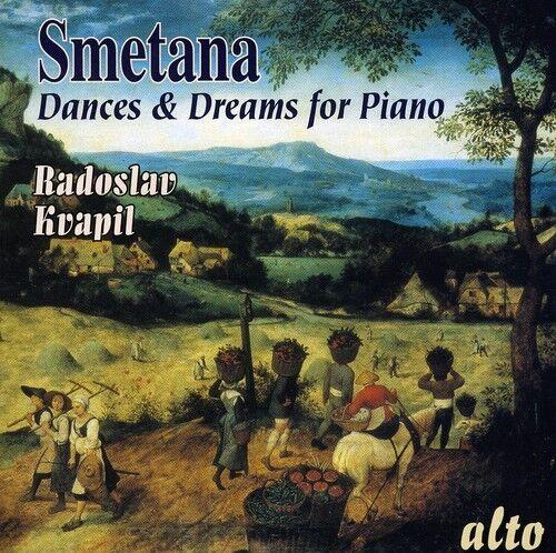 Radoslav Kvapil, B. - Dances & Dreams for Piano [New CD]