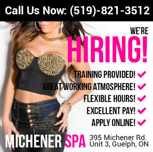 MULTI LINGUAL RECEPTIONISTS AND ATTENDANTS 4  BUSY SPA HIRING!