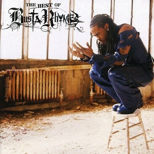 The Best Of Busta Rhymes By Busta Rhymes Reissue CD, Jul-2009, Elektra NEW  - $9.95