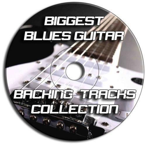 blues backing tracks guitar ebay. Black Bedroom Furniture Sets. Home Design Ideas