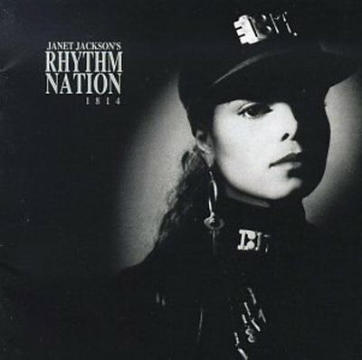 Janet Jackson   Rhythm Nation  New Cd